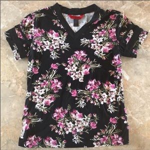Floral Soft Tee